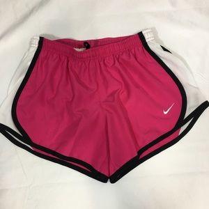 3/$20 Nike Girls  Dri-Fit Tempo Running Shorts Med